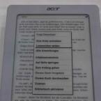 Das Modell besitzt auch einen ISBN-Scanner. Bild: Netzwelt