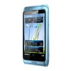 Optisch erinnert das E7 an das N8-Smartphone der Finnen. Bild: Nokia