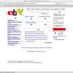 Im Februar 1999 sah die Seite zwar anders aus als heute, die Ähnlichkeit ist aber doch unverkennbar.