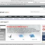 Die US-Webseite von Microsoft bietet deutlich mehr Informationen als die deutsche Präsentation.