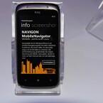 T-Mobil installiert auf den Modellen die Navigationssoftware von Navigon vor. (Bild: netzwelt)