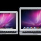 Neue MacBook Air-Modelle: Erstmals bietet Apple das Air in zwei verschiedenen Displaygrößen an. (Bild: Apple)