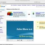 Zoho steckt hinter vielen anderen Diensten, wie z.B. auch dem 1&1 Online Office.