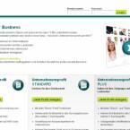 Bei XING verwischen die Grenzen zwischen Werbung und organischen Inhalten mit Firmenprofilen und den Recruiter-Mitgliedschaften.