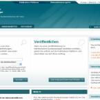 Im eBundesanzeiger kann jeder Nutzer Daten recherchieren und selbst einstellen.