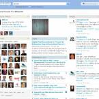 Der Dienst Twazzup zeigt, wie die Twitter-Community funktioniert und interagiert.