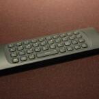 Vollwertige Tastatur auf der einen Seite... Bild: netzwelt