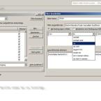 Die Filtereinstellungen lassen zahlreiche verschiedene Filterungen bei ankommenden E-Mails zu