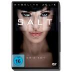 Angelina Jolie spielt in Salt eine zwielichtige CIA-Agentin, der die Kollegen nach dem Leben trachten. (Bild: Amazon)