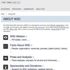 Das W3C ist eines der Gremien, die Standards für das Web festlegen. (Bild: Netzwelt)