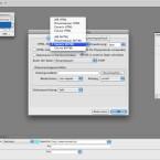 Bevor der Nutzer eine Datei exportiert, sollte er die HTML-Optionen etwas anpassen. (Bild: Netzwelt)