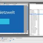 In der Bibliothek gibt es zahlreiche weitere HTML-Schnipsel, die man direkt in ein Weblayout einbauen kann. (Bild: Netzwelt)