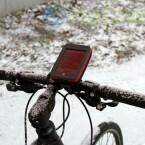 Für die Fahrradnavigation steht eine Sprachausgabe zur Verfügung. Bild: netzwelt