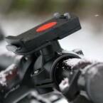 Fahrradhalterung und Halteschale für das IBEX30. Bild: netzwelt