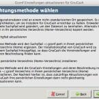 Bei der Einrichtung des Programms kann es besonders unter Microsoft Windows und Mac OS X einige Probleme geben. (Bild: Netzwelt)