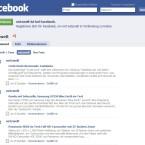 Netzwelt hat auch eine Seite bei Facebook und veröffentlicht ihre Berichte über die Plattform. Die Freunde/Abonennten werden in der linken Navigation angezeigt. Aber auch Nicht-Freunde können die Meldungen lesen.