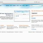 Windows bietet seinen Windows Live-Kunden 25 Gigabyte freien Speicherplatz an.