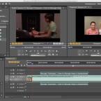 Adobe Premiere Pro CS5 ist ein komplexes Programm für den professionellen Videoschnitt. (Bild: Netzwelt)