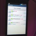 Das Smartphone hinterließ im Kurztest einen vielversprechenden Eindruck. (Bild: netzwelt)