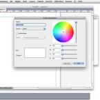 Der Farbmischer unterstützt eine große Zahl von Farbprofilen, natürlich auch RGB und CMYK. (Bild: Netzwelt)