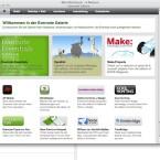 In der Galerie zeigt das Programm Apps, dritte Dienste und Produkte, die mit Evernote zusammenarbeiten. (Bild: Netzwelt)