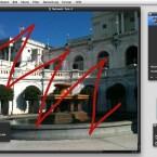 Zu jedem Werkzeug, wie z.B. dem Pinsel, zeigt Pixelmator passende Optionen in einem separaten Fenster links unten an. (Bild: Netzwelt)