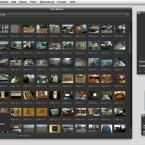 Der Photo Browser zeigt auf Wunsch auch Bilder aus der Apple iPhoto-Bibliothek an. (Bild: Netzwelt)
