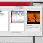 Um sich mit Flash vertraut zu machen, sind die zahlreichen Vorlagen eine gute Möglichkeit. (Bild: Netzwelt)