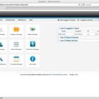 """Der Admin-Bereich wurde um """"Edit Profile"""" und einen Link zum Extension Manager ergänzt. (Bild: Netzwelt)"""
