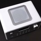 Der eingebaute Lautsprecher ersetzt ein Küchenradio oder einen Radiowecker  jedoch keine Stereo-Anlage. (Bild: netzwelt)