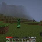 """Sieht grimmig aus und explodiert bei Kontakt: Nicht alle Kreaturen in der Welt von """"Minecraft"""" sind friedlich."""