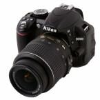 Spiegelreflexkamera für Einsteiger mit guter Bildqualität und Videoaufzeichnung in Full-HD.
