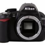 Bereit für Wechselobjektive mit Nikon-F-Bajonett.