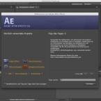 Die Oberfläche von Adobe After Effects CS5 erinnert stark an Premiere Pro. (Bild: Netzwelt)