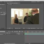Um einen Film zu bearbeiten, muss dieser zunächst in die Footage importiert werden. (Bild: Netzwelt)
