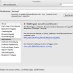 Mac OS X 10.6 bringt mit dem Apache einen vollwertigen HTTP Server mit. (Bild: Netzwelt)