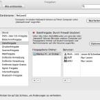 Auf die Dateifreigabe über die Protokolle AFP, FTP, SMB und NFS ist möglich. (Bild: Netzwelt)