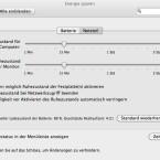 Bei Netzwerkzugriff wacht der Mac in wenigen Sekunden aus dem Stand-By-Modus auf. (Bild: Netzwelt)