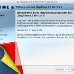 Die aktuelle Ausgabe von RagTime ist Version 6.5. (Bild: Netzwelt)