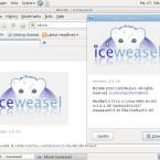 "In Debian nennt sich Firefox ""Iceweasel"", Thunderbird heißt ""Icedove"" - aus Gründen des Markenrechts. (Bild: Netzwelt)"