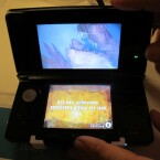 Der 3DS in Aktion. (Bild: netzwelt)
