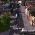 In vier Städten gilt es, ein funktionierendes Nahverkehrssystem aufzubauen. (Bild: Paradox Interactive / Koch Media)