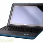 Nutzung wie ein normales Netbook oder als Tablet.