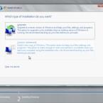 Ein Upgrade ist nur möglich, wenn Windows Server 2003 bereits installiert ist. (Bild: Netzwelt)