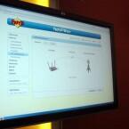 An der Router-Bedienoberfläche hat sich optisch nichts gegenüber anderen Fritz!Box-Modellen geändert. (Bild: netzwelt.de)