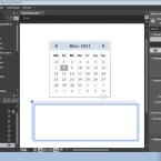 Objekte können ohne Programmierkenntnisse in ein Silverlight-Projekt eingefügt werden. (Bild: Netzwelt)