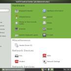 Die Systemverwaltung Yast2 ist wie gewohnt sehr übersichtlich - und hat ein webbasiertes Pendant bekommen. (Bild: Netzwelt)