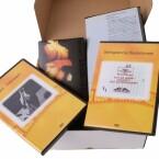 Bei dem Cover für die Video-DVDs können Nutzer den Titel und das Screenshot-Bild selber auswählen.