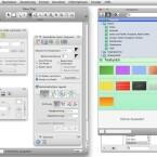 Sind alle optionalen Fenster aktiviert, wird der Platz auf dem Bildschirm schnell knapp. (Bild: Netzwelt)