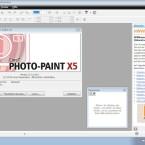 PhotoPaint ist dagegen für die Korrektur einer Pixelgrafik angelegt. (Bild: Netzwelt)